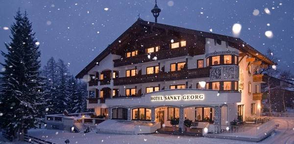 Hotel Garni Sankt Georg