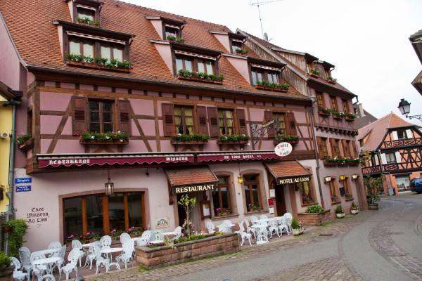 Hotel Au Lion