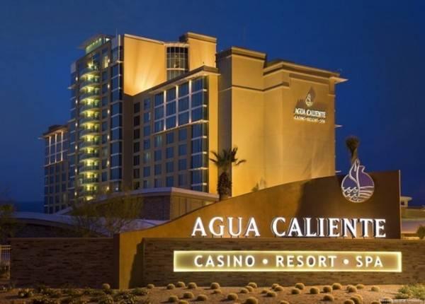 Hotel AGUA CALIENTE CASINO RESORT SPA