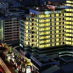 Hotel Akyra Thonglor Bangkok formerly Pan Pacific Serviced Suites