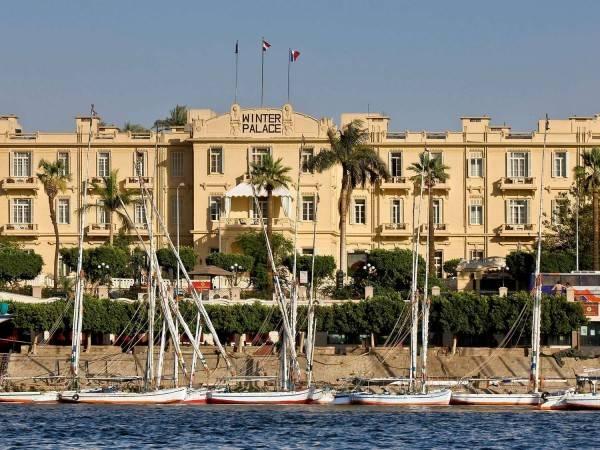 Hotel Sofitel Winter Palace Luxor