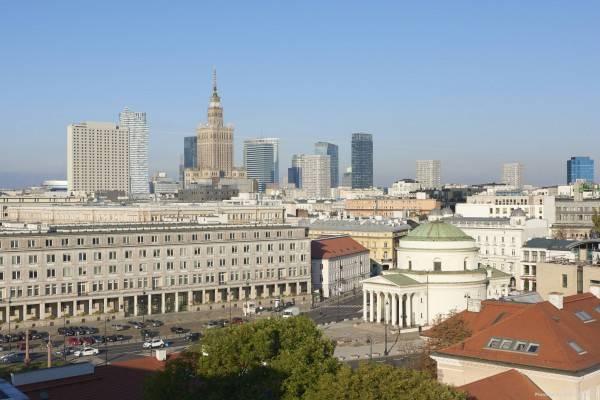 Hotel Sheraton Grand Warsaw