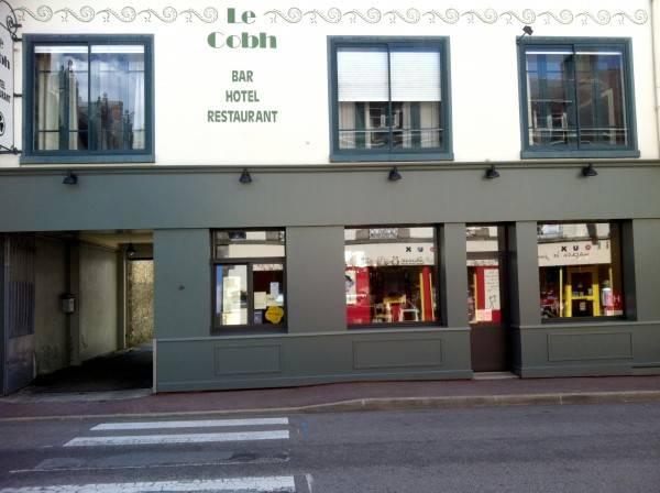 Hotel Le Cobh Logis