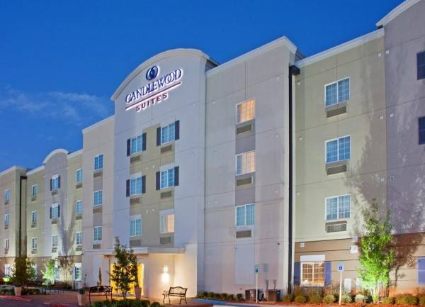 Hotel Candlewood Suites LA PORTE