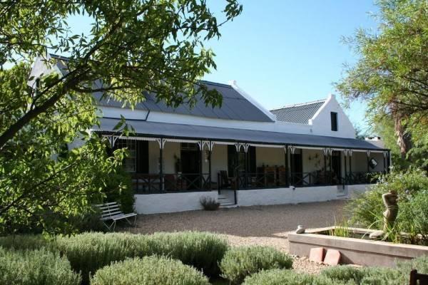 Hotel Dennehof Karoo Guesthouse