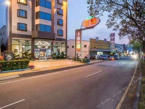 Hotel 南投亚缔大饭店