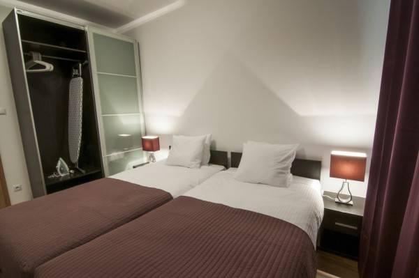 Hotel Corvin Center Suites