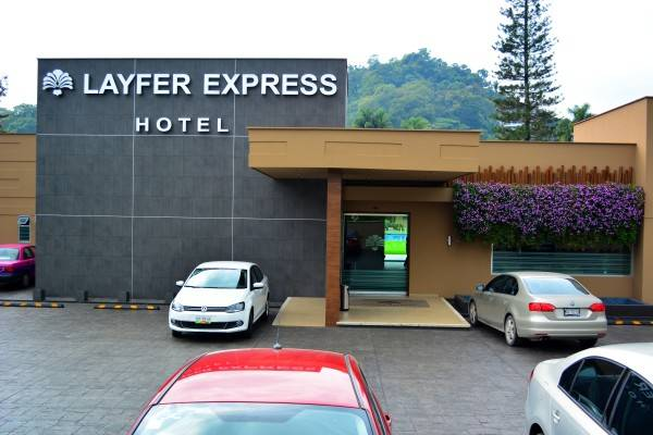 Hotel Layfer Express México
