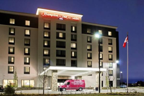 Hotel HMPTN STE by Hilton Saskatoon Airport Saskatchewan Canada