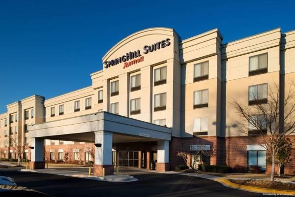 Hotel SpringHill Suites Annapolis