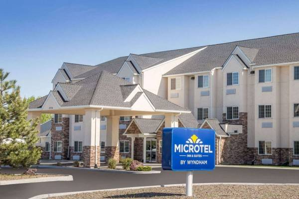 Hotel Microtel Klamath Falls