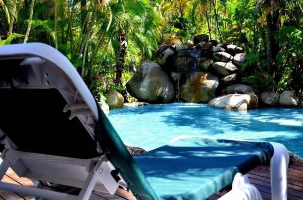Hotel Beach Terraces- Port Douglas