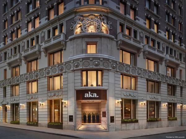 Hotel AKA Wall Street PRR