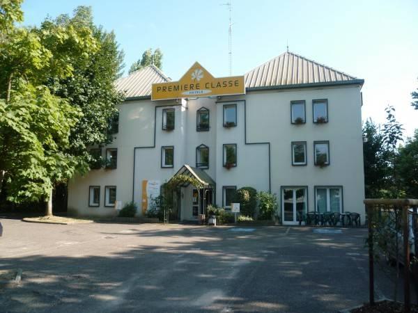 Hotel Première Classe Strasbourg Sud