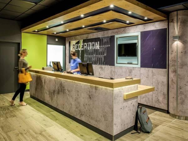 Hotel Ibis Budget Duesseldorf Airport