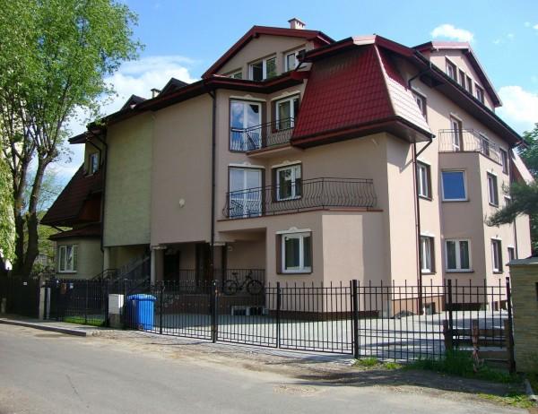 Hotel Apartamenty Dolna Kraków