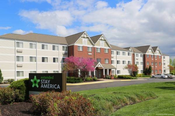 Hotel Extended Stay America MCI Airp