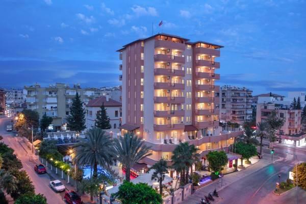 May Flower Apart Hotel Alanya