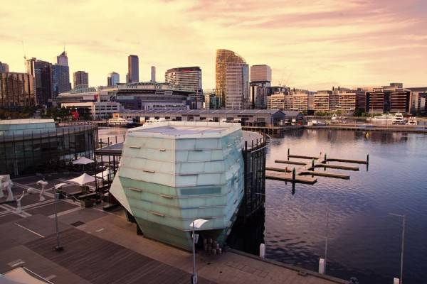 Hotel Accent Accommodation at Docklands Melbourne
