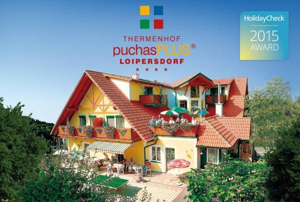 Hotel Thermenhof PuchasPLUS Loipersdorf