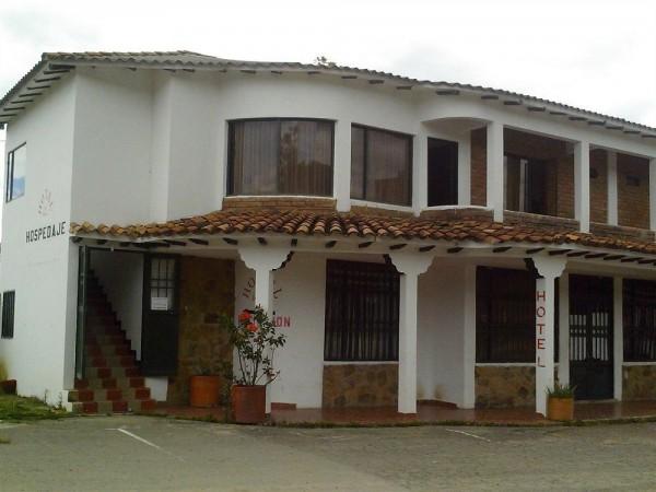 Hotel Hostal Sutamarchán
