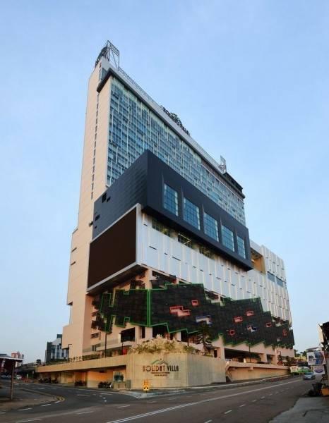 Hotel Holiday Villa Johor Bahru City Centre
