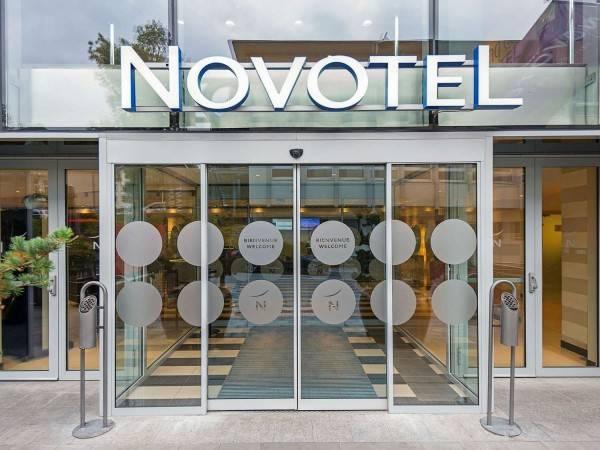 Hotel Novotel Luxembourg Centre