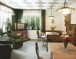 Hotel Am Bach Haus