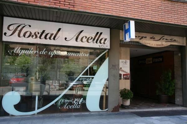 Hotel Hostal Acella