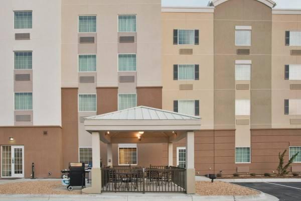 Hotel Candlewood Suites FAYETTEVILLE FORT BRAGG