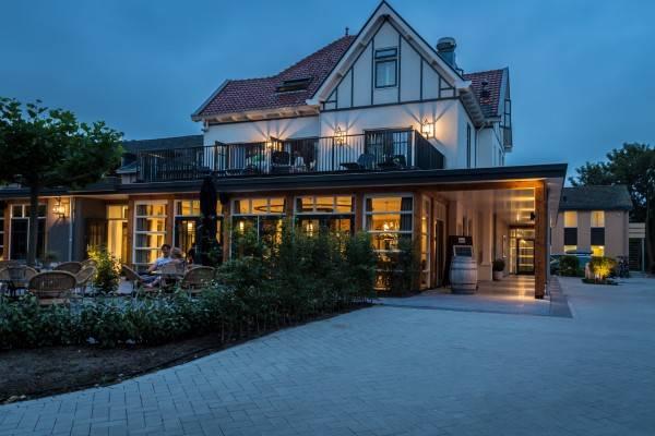Badhotel Renesse Villa Westerduin