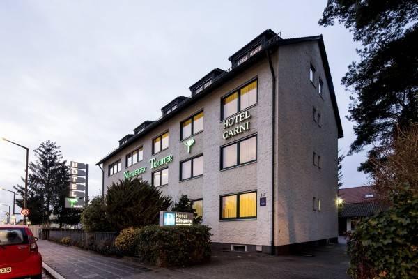 Hotel Nürnberger Trichter Garni