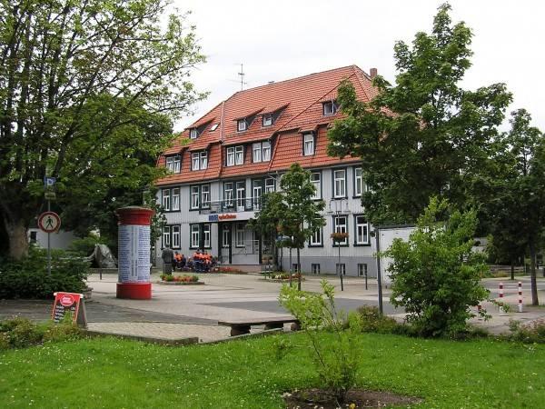 Hotel Villa Opdensteinen