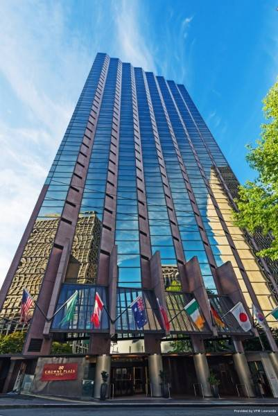 Hotel Crowne Plaza SEATTLE-DOWNTOWN