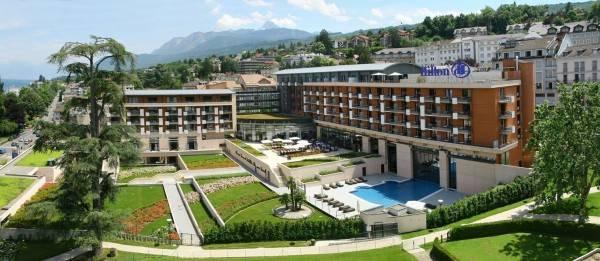 Hotel Hilton Evian-les-Bains