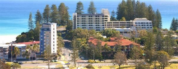 Hotel Bella Mare Beachside Apartments