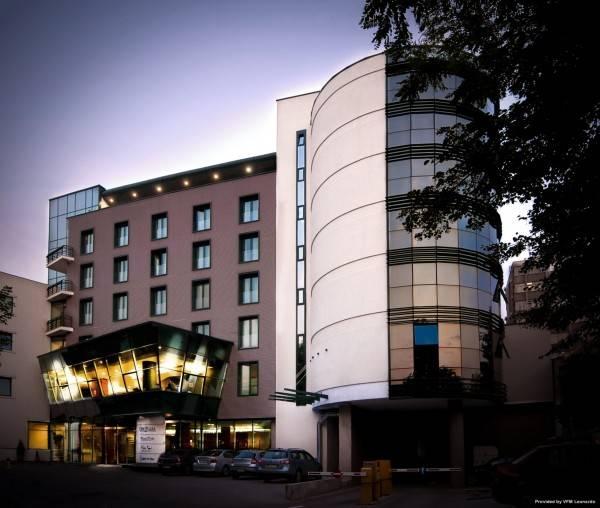 DoubleTree by Hilton Hotel Cluj ? City Plaza