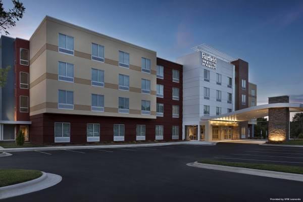 Fairfield Inn & Suites Shelby
