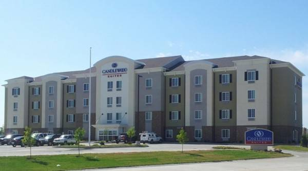 Hotel Candlewood Suites ST. JOSEPH