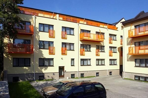 Hotel Pilve Apartments