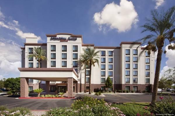 Hotel SpringHill Suites Phoenix Downtown