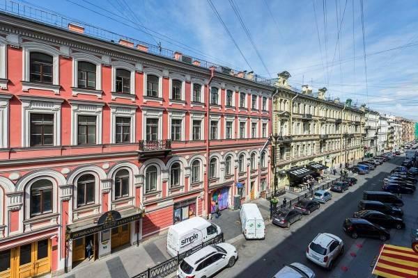 Hotel Largo at Nevsky Prospect
