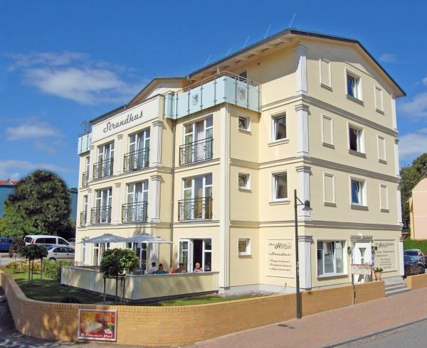 Strandhus Aparthotel