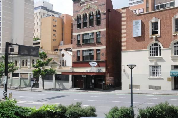 Hotel City Edge Brisbane