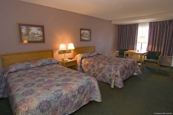 Hotel VA Red Roof Marion