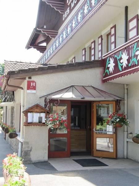 Hotel Citotel L'echo Des Montagnes
