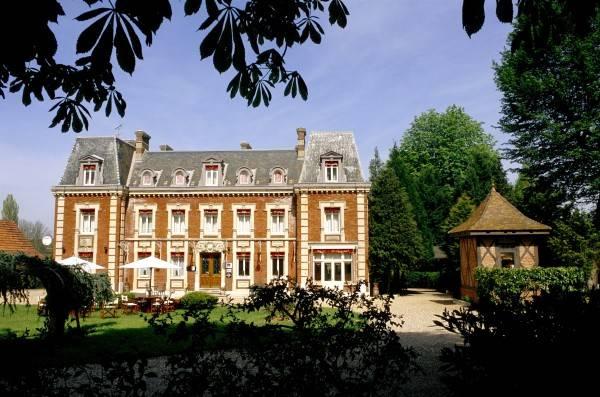 Hotel Château Corneille Logis