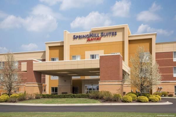 Hotel SpringHill Suites Midland