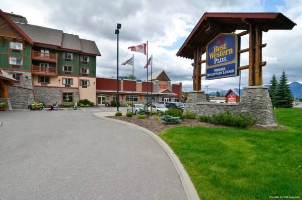 Hotel BEST WESTERN PLUS FERNIE MTN