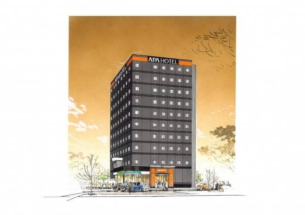 APA Hotel Johetsu Myoko Ekimae